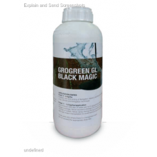 "INGRASAMANT ""BLACK MAGIC ""GL 8.4N+10.6Ca+0.26Mg+Microelemente"